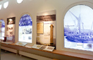 Havering Museum – backlit window graphics